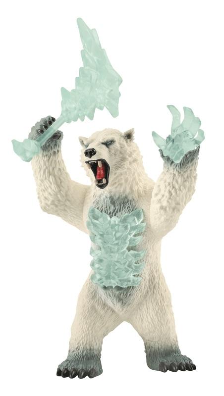 Schleich - Blizzard Bear with Weapon
