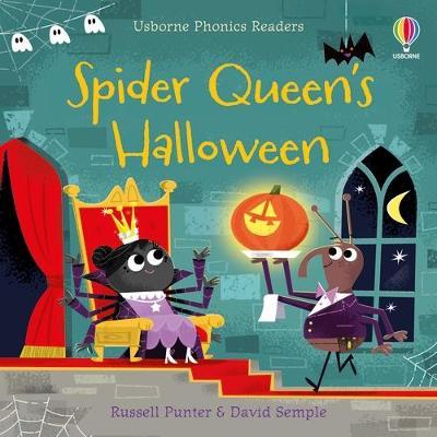 Spider Queen's Halloween by Russell Punter