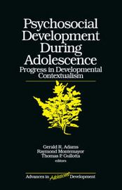 Psychosocial Development during Adolescence image