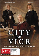 City Of Vice (2 Disc Set) on DVD
