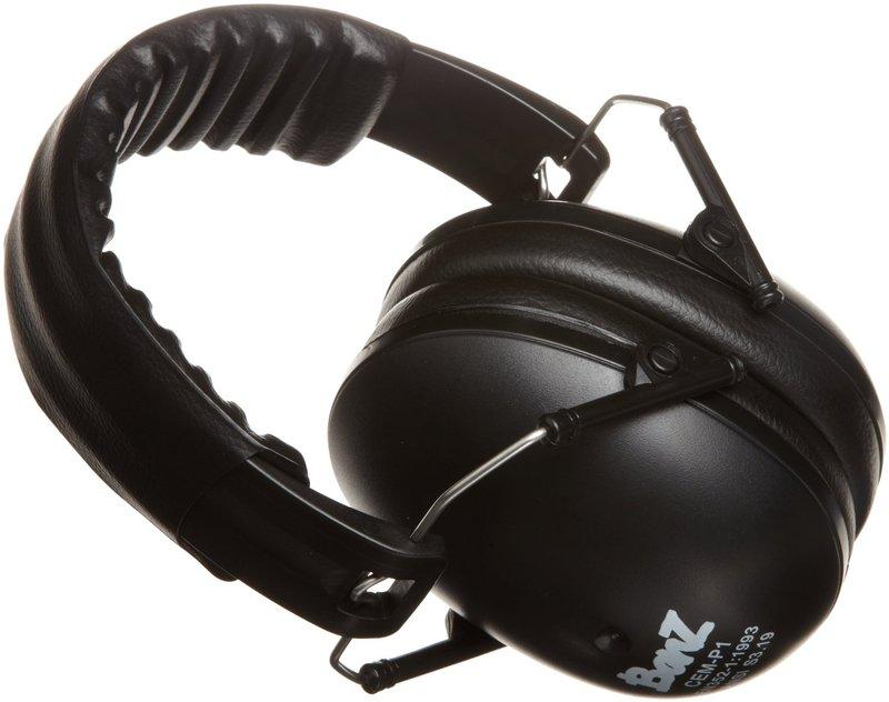 Banz Earmuffs - Black image