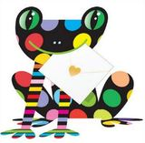 Special Delivery: 3D Cards - Hoppy Frog