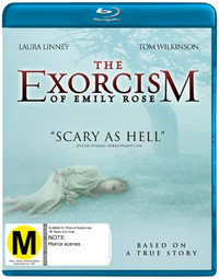 The Exorcism Of Emily Rose on Blu-ray