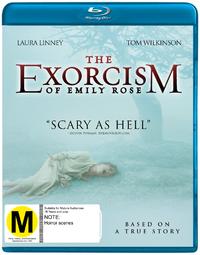 The Exorcism Of Emily Rose on Blu-ray
