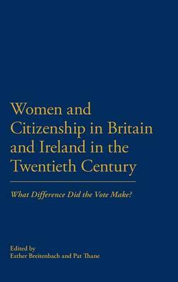 Women and Citizenship in Britain and Ireland in the 20th Century image