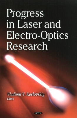 Progress in Laser & Electro-Optics Research image