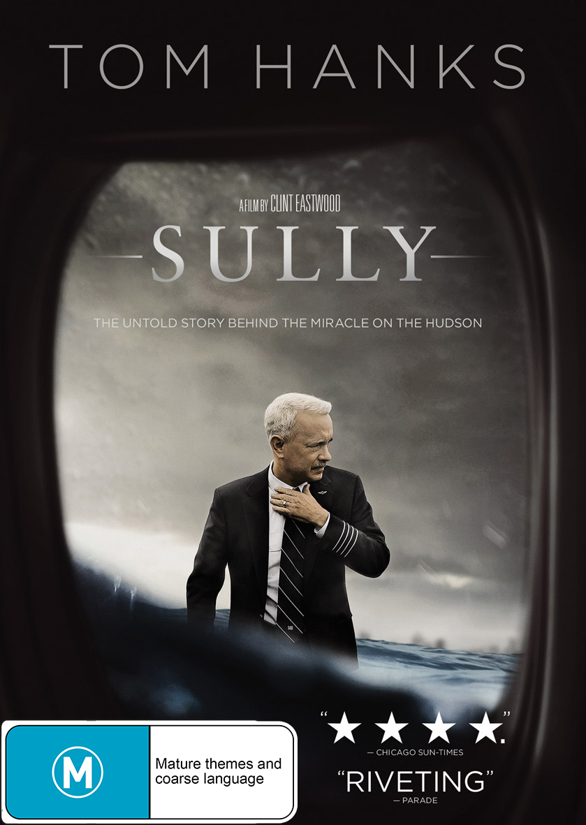 Sully on DVD image