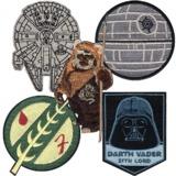 Star Wars Patch Series 2 – Blind Bag