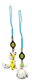 Pokemon: Mega Gardevoir vs Mega Ampharos - Dangler 2-Pack