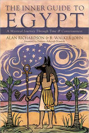 The Inner Guide to Egypt by Alan Richardson image