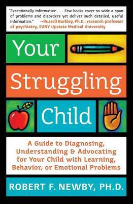 Your Struggling Child by Robert Newby image