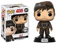 Star Wars: The Last Jedi - DJ Pop! Vinyl Figure image