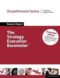 The Strategy Execution Barometer - Expanded Edition by Jeroen De Flander