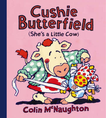 Cushie Butterfield by Colin McNaughton