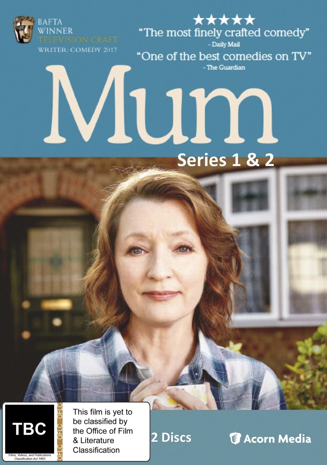 Mum - Series 1 & 2 on DVD image