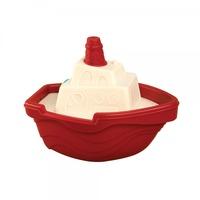 Battat: B.Mini Boat - Red