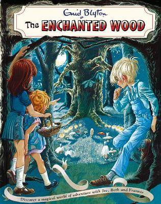 The Enchanted Wood Vintage by Enid Blyton