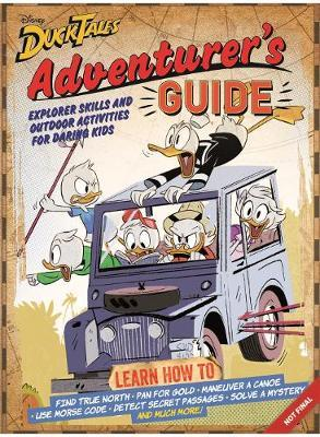 DuckTales Adventurer's Guide by Media Lab Books