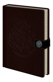 Harry Potter Premium A5 Notebook - Hogwarts Crest