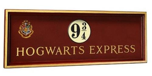Harry Potter: Wall Plaque - Hogwarts Express