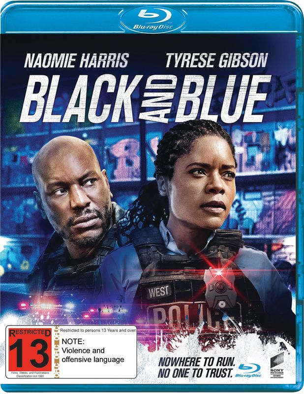 Black and Blue (2019) on Blu-ray