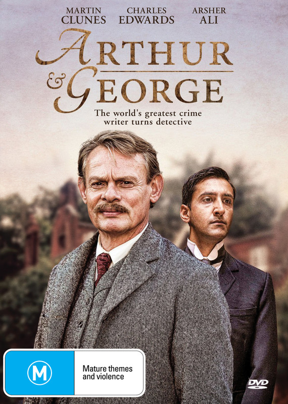 Arthur & George - The Mini-Series on DVD