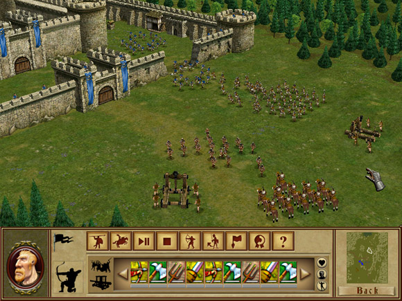 Lords of the Realm III for PC Games image