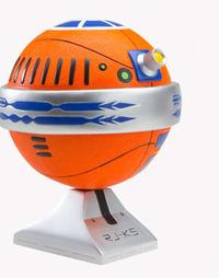 "Kidrobot RJ-K5 Astrofresh Droyd Galactic Game Ball 8.5"" Resin Statue - by JK5 (Limited Ed. 327!)"