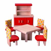 Plan Toys - Neo Dining Room Furniture