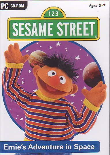 Sesame Street: Ernie's Adventure in Space for PC Games