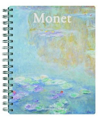 Monet 2010 Diary