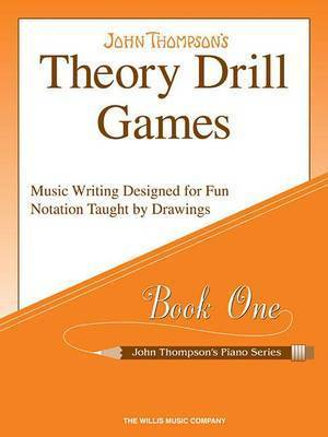 Theory Drill Games 1 by John Thompson