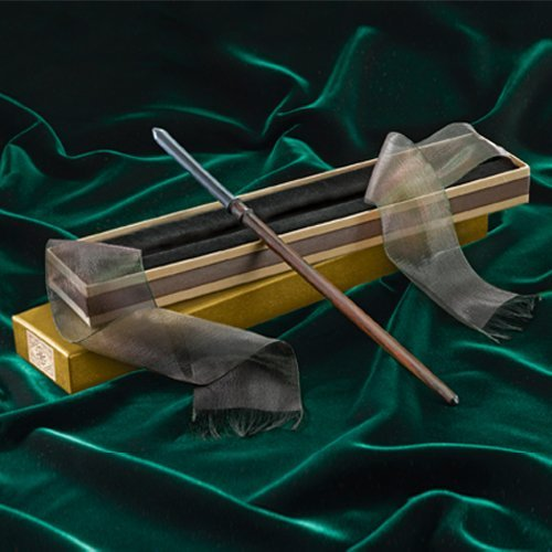 Harry Potter Wand Replica - Draco Malfoys with Ollivanders Box image