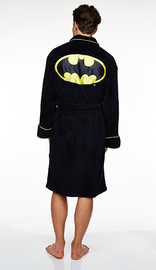 Batman Deluxe Bath Robe - Small