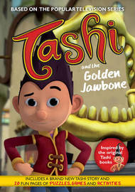 Tashi and the Golden Jawbone by Anna Fienberg