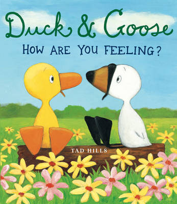 Duck and Goose: How are You Feeling? by Tad Hills