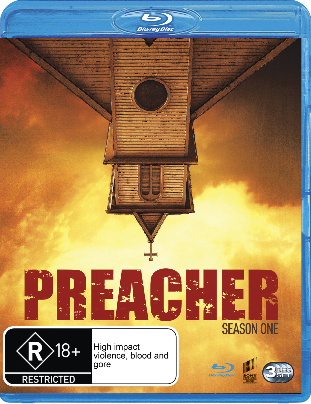 Preacher - Season One on Blu-ray image