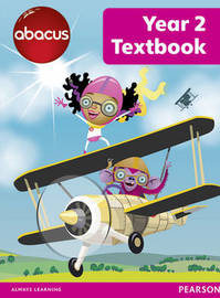 Abacus Year 2 Textbook by Ruth Merttens
