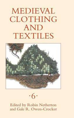 Medieval Clothing and Textiles 6