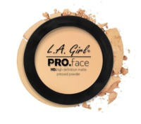 LA Girl HD Pro Face Powder - Creamy Natural