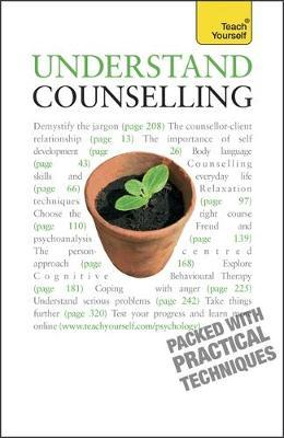 Understand Counselling by Aileen Milne image