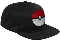 Pokemon: Pokeball - Flat Peak Cap