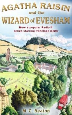 Agatha Raisin and the Wizard of Evesham by M.C. Beaton image