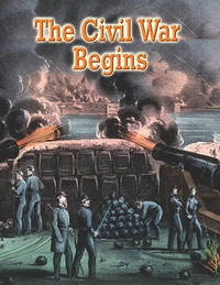The Civil War Begins by Jane H Gould image