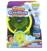 Gazillion Bubbles - Giant Bubble Power Wand (Green)