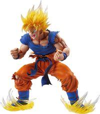 Super Figure Art Collection Super Saiyan Son Goku Ver.2 Dragon Ball Z Kai - PVC Figure