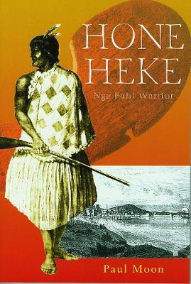 Hone Heke by Paul Moon
