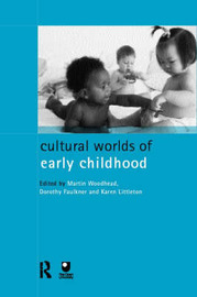 Cultural Worlds of Early Childhood image