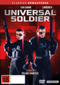 Classics Remastered: Universal Soldier (1992) on DVD