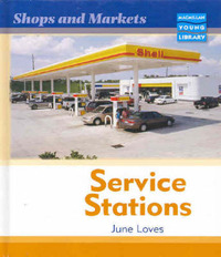 Service Stations by June Loves image